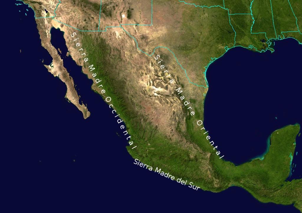 Sierra Sierra Madre Text Sierra Madre