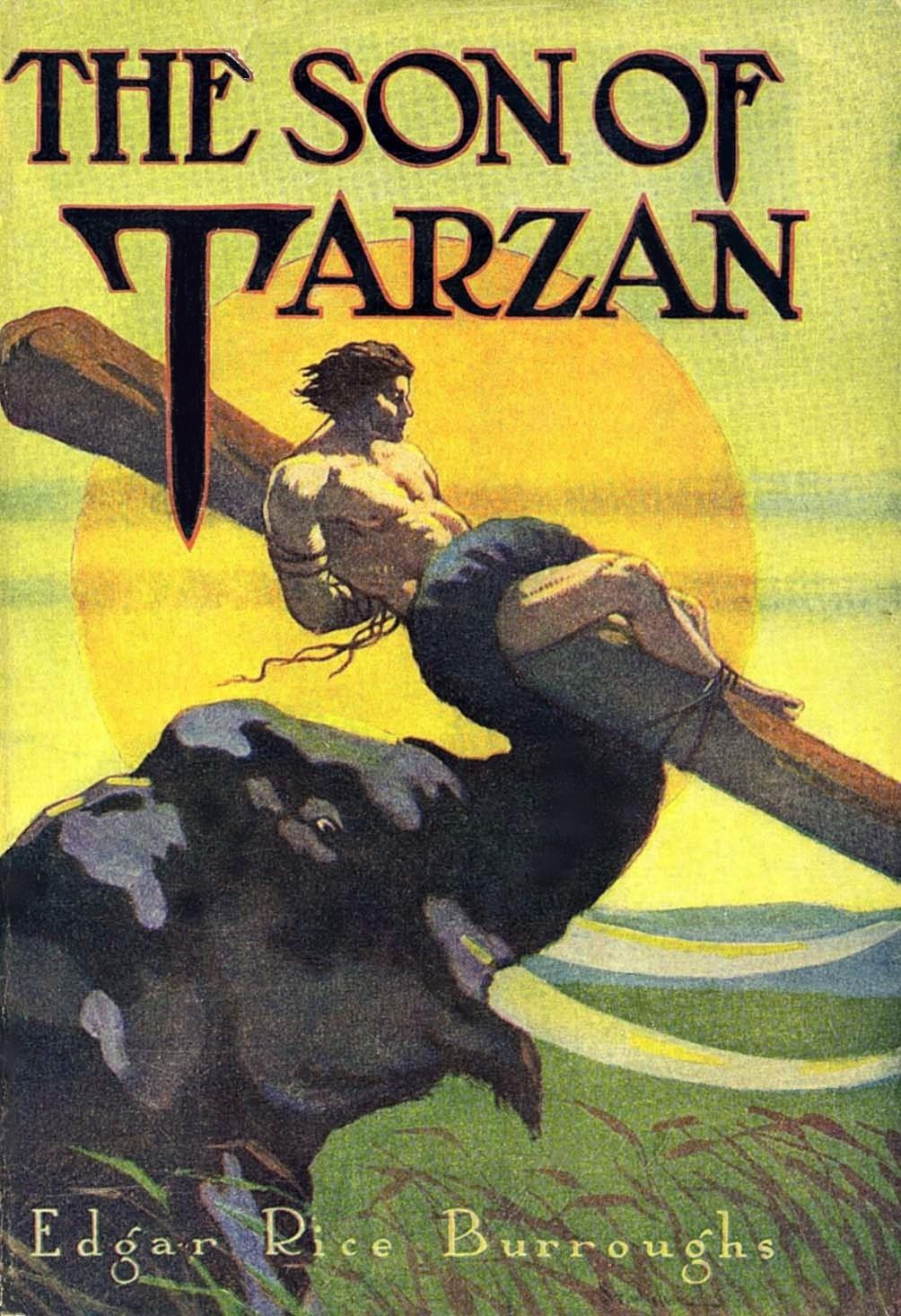 Tantor generic name for elephants in Mangani in the Tarzan novels of Edgar Rice Burroughs
