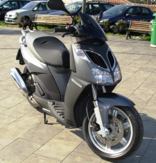 Yamaha X City Motocikl Ili Moped