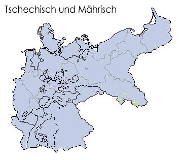 Sprachen deutsches reich 1900 tschechisch.png