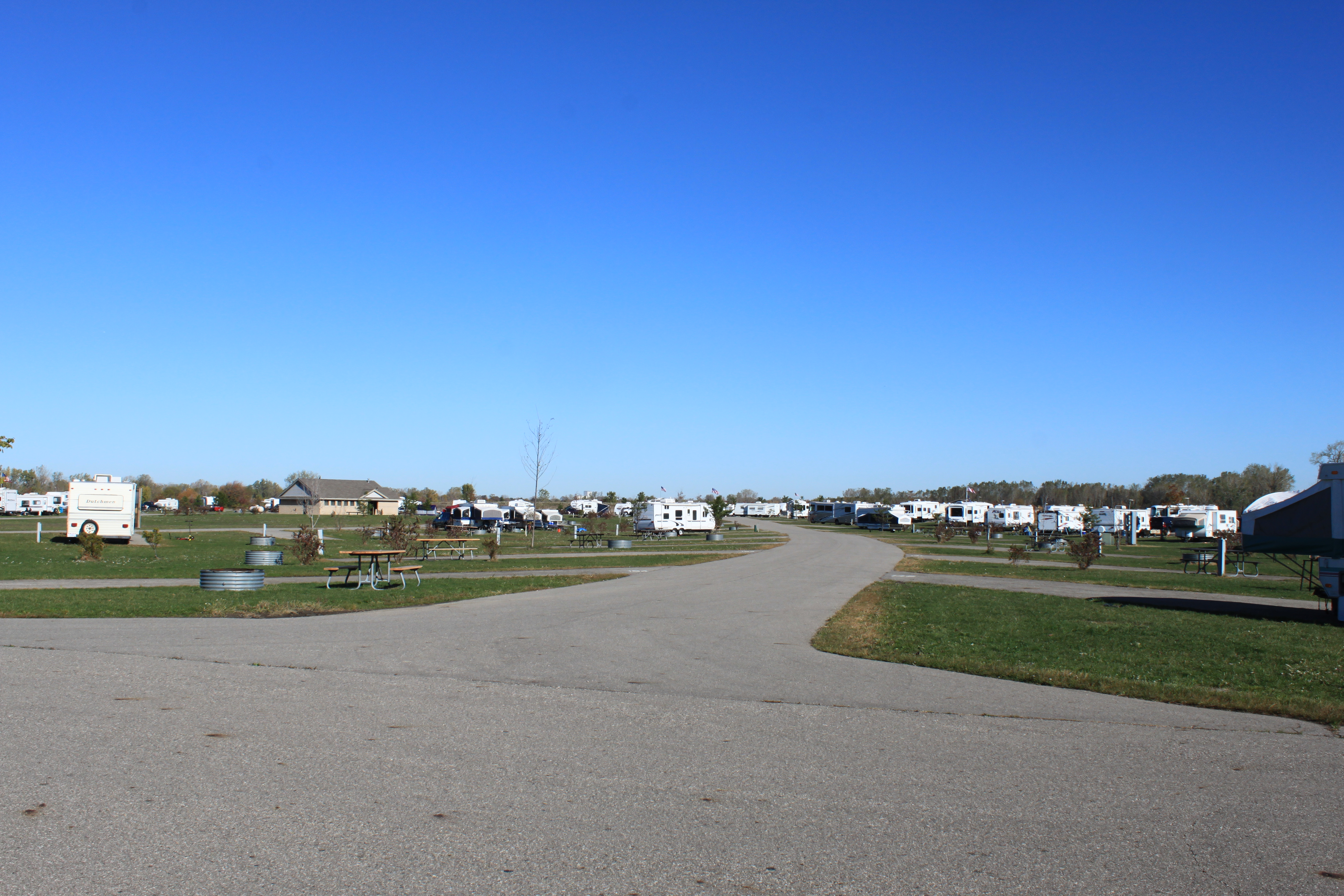 Camping Parks On Doliver St In Pismo Beach California