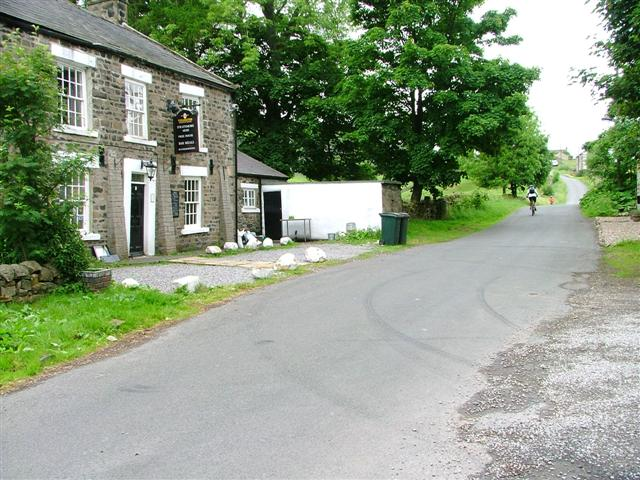 Strathmore Arms, Holwick - geograph.org.uk - 21784