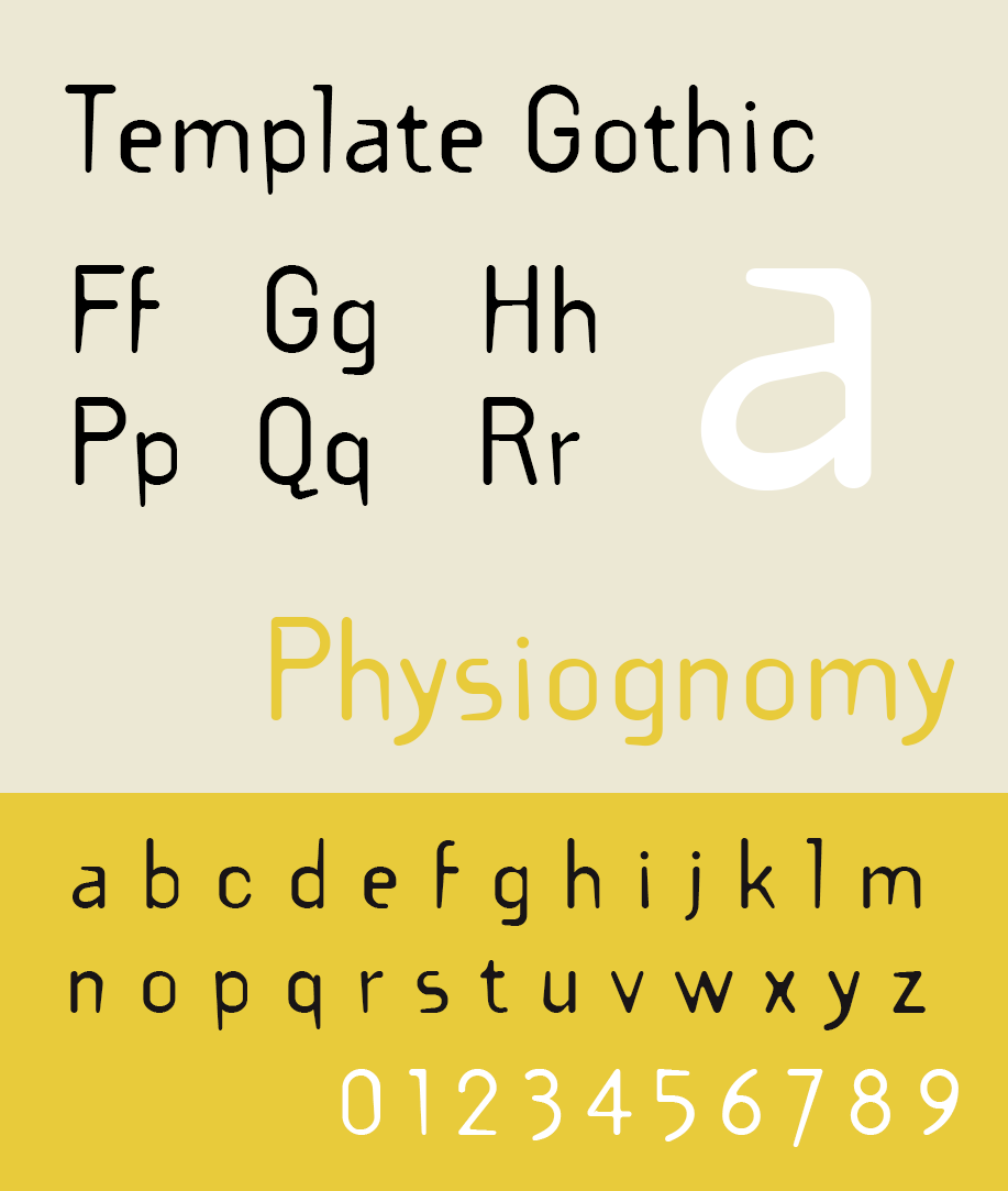 File template gothic font wikimedia commons for Template gothic font free