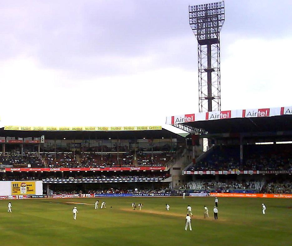 Stadium Lights Capacity: List Of International Cricket Centuries At The M