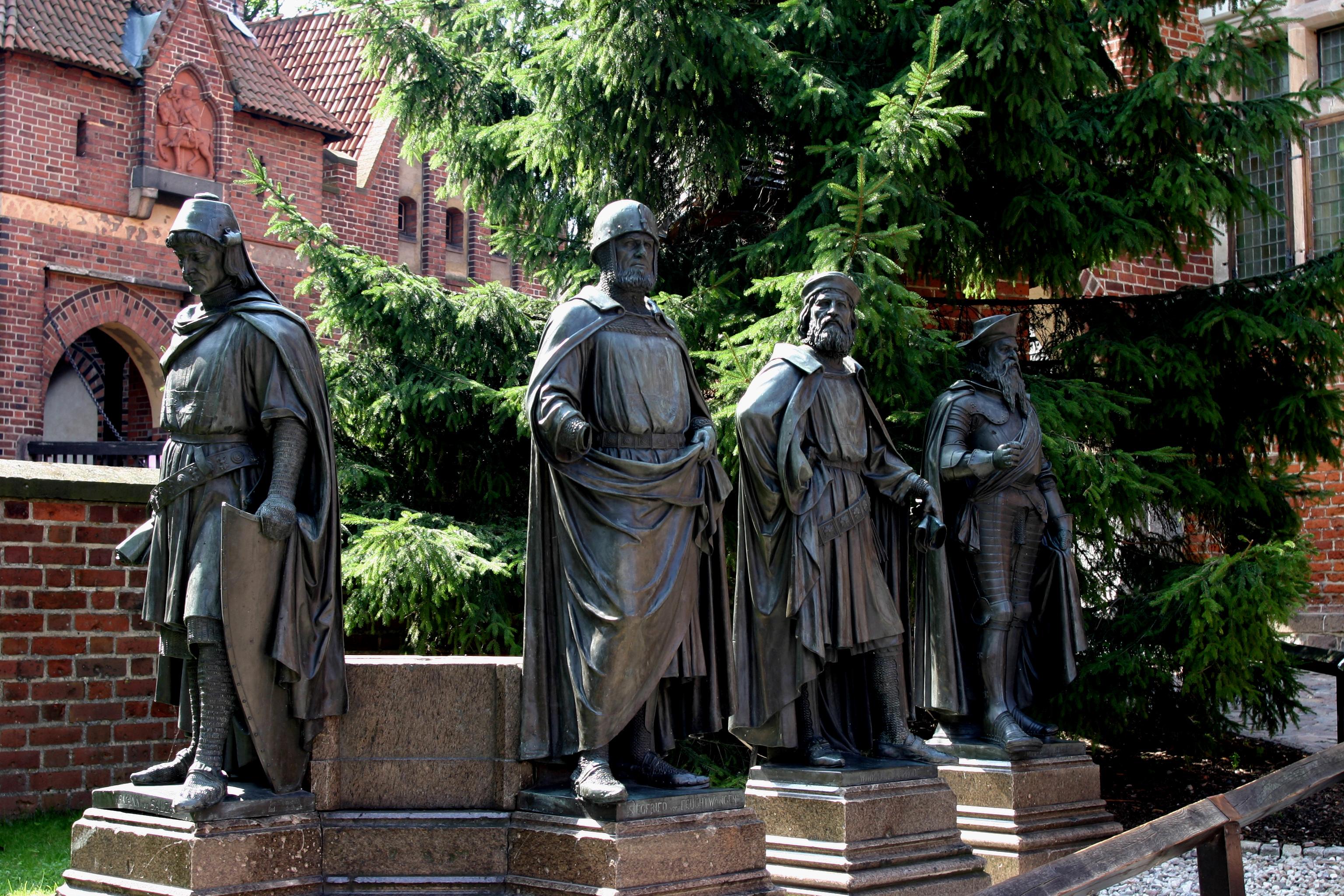 Teutonic Knights History File Teutonic Knights Unesco