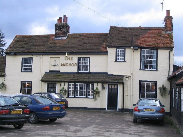 Creative Commons image of The Anchor @ Tiptree in Colchester