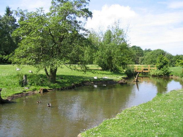 The Bridge Golden Acre Park - geograph.org.uk - 20718