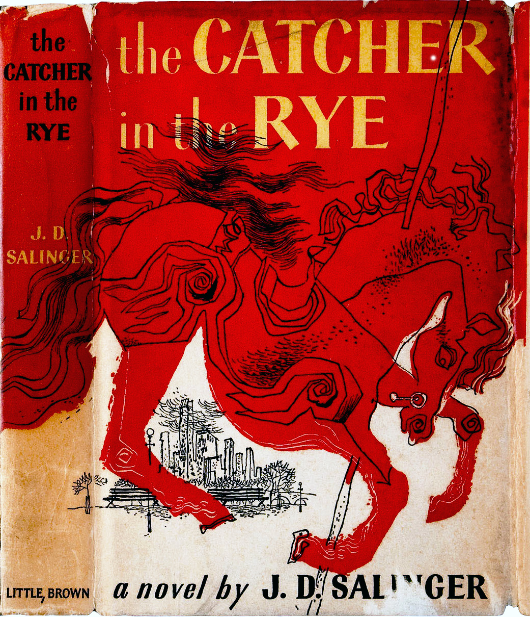 The Catcher In The Rye Wikipedia