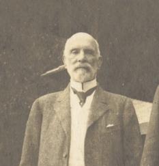 T. Jefferson Coolidge great-grandson of Thomas Jefferson