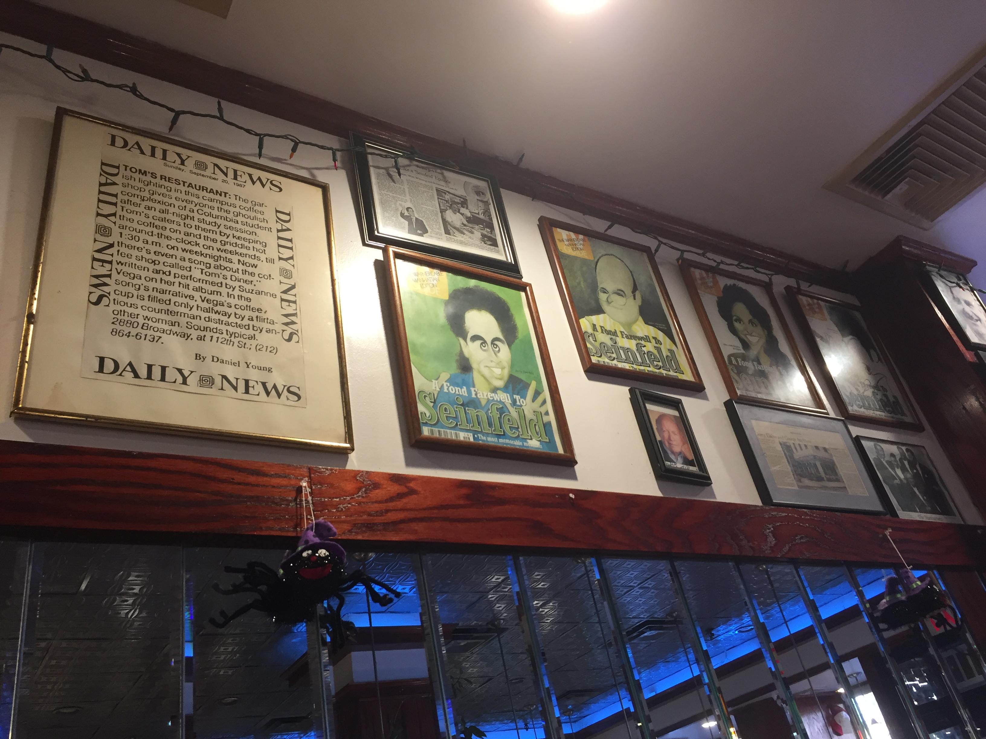 Jerry Seinfeld Restaurant Nyc