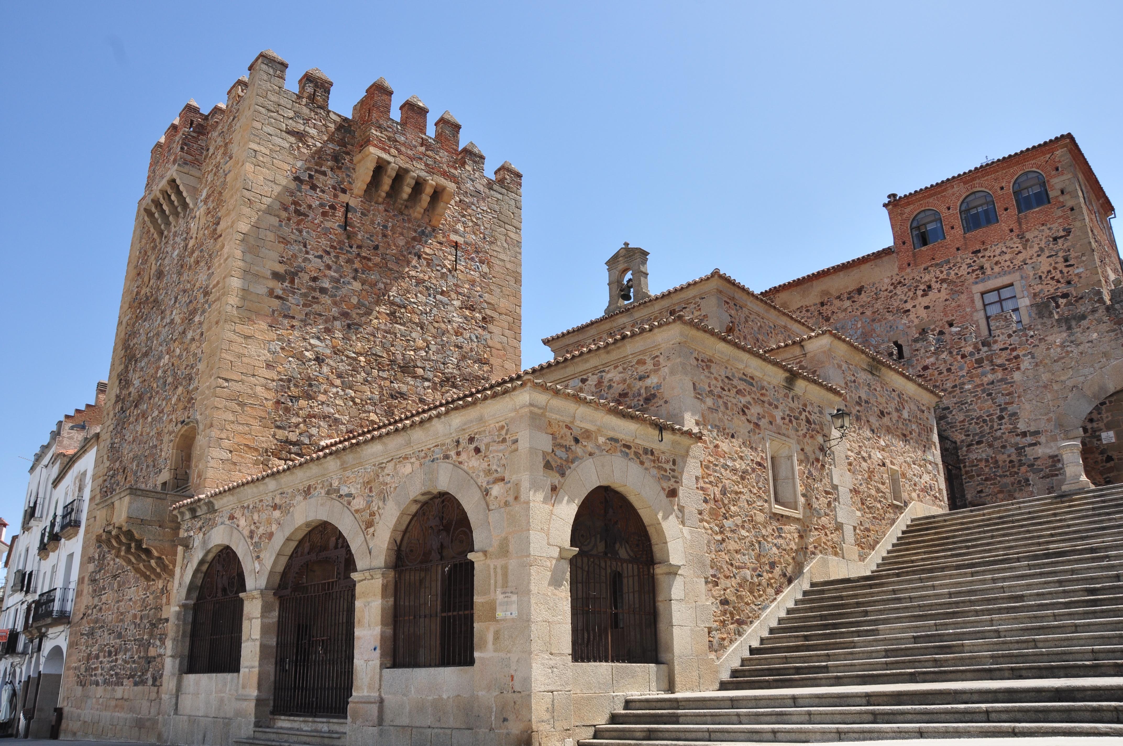 Caceres Ville Espagne