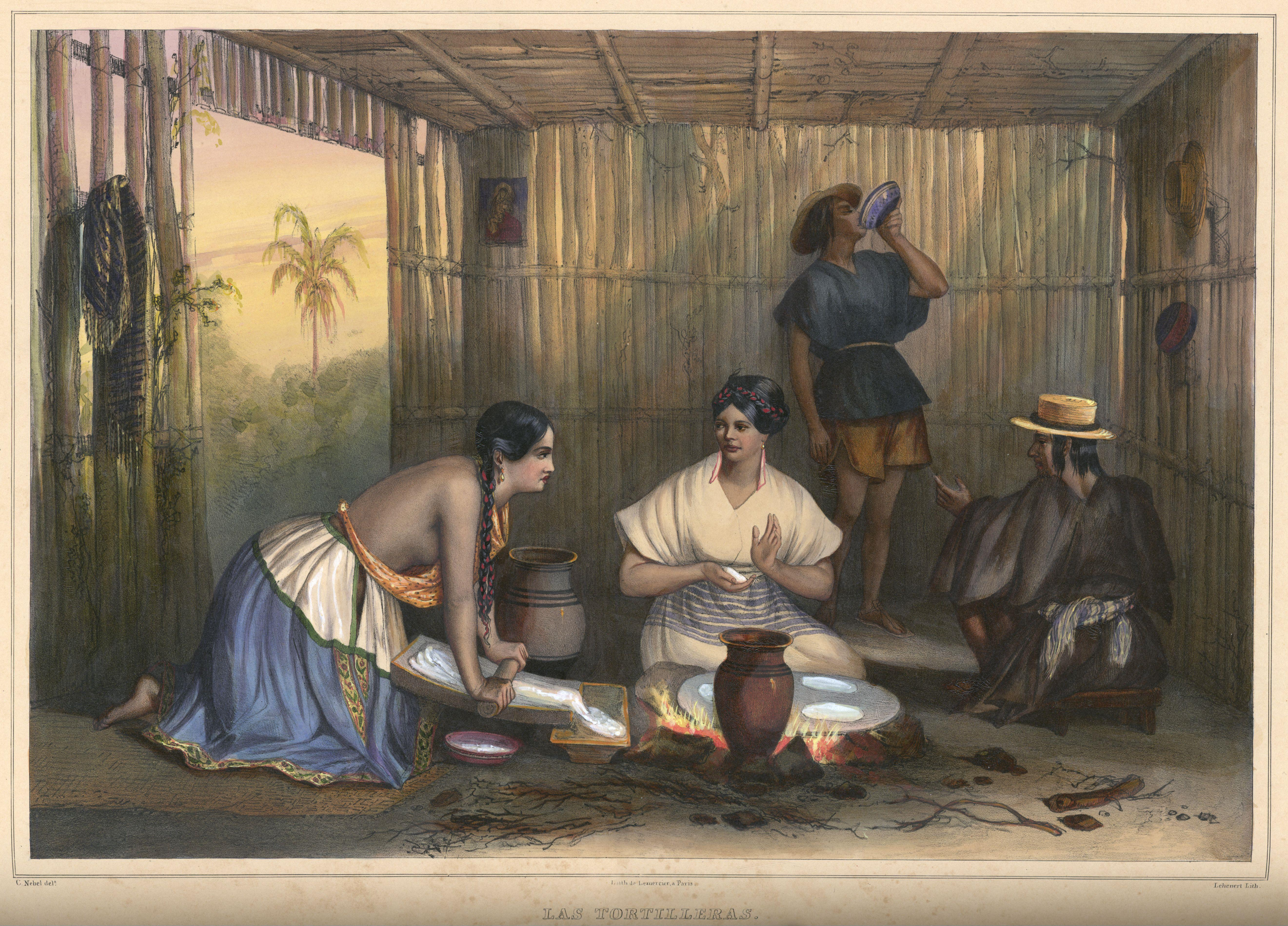 Mexican cuisine - Wikipedia