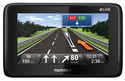 illustration de TomTom