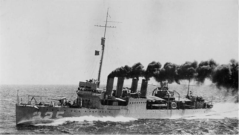 USS Pope (DD-225)