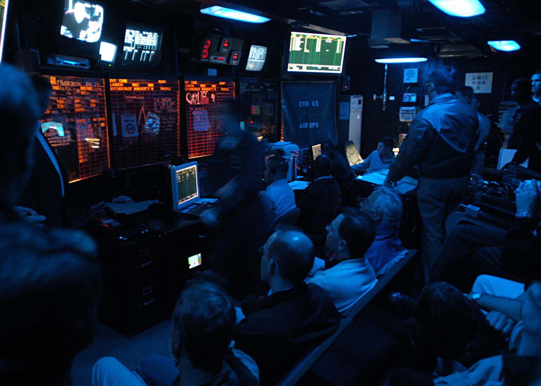 File:US Navy 040707-N-9742R-041 German distinguished visitors tour ...