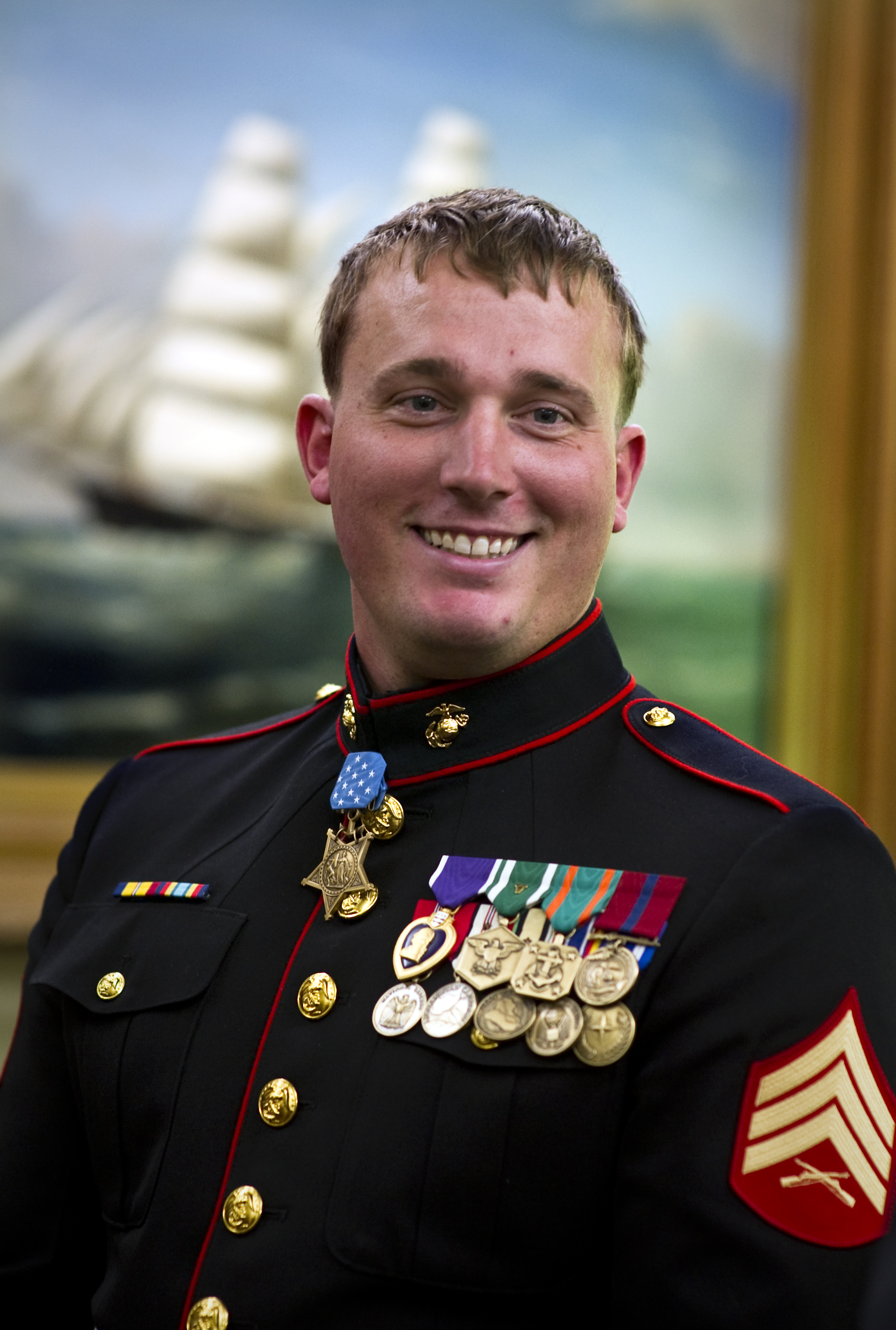 Recipients of the Navy and Marine Corps Medal Medal Of Honor Recipients