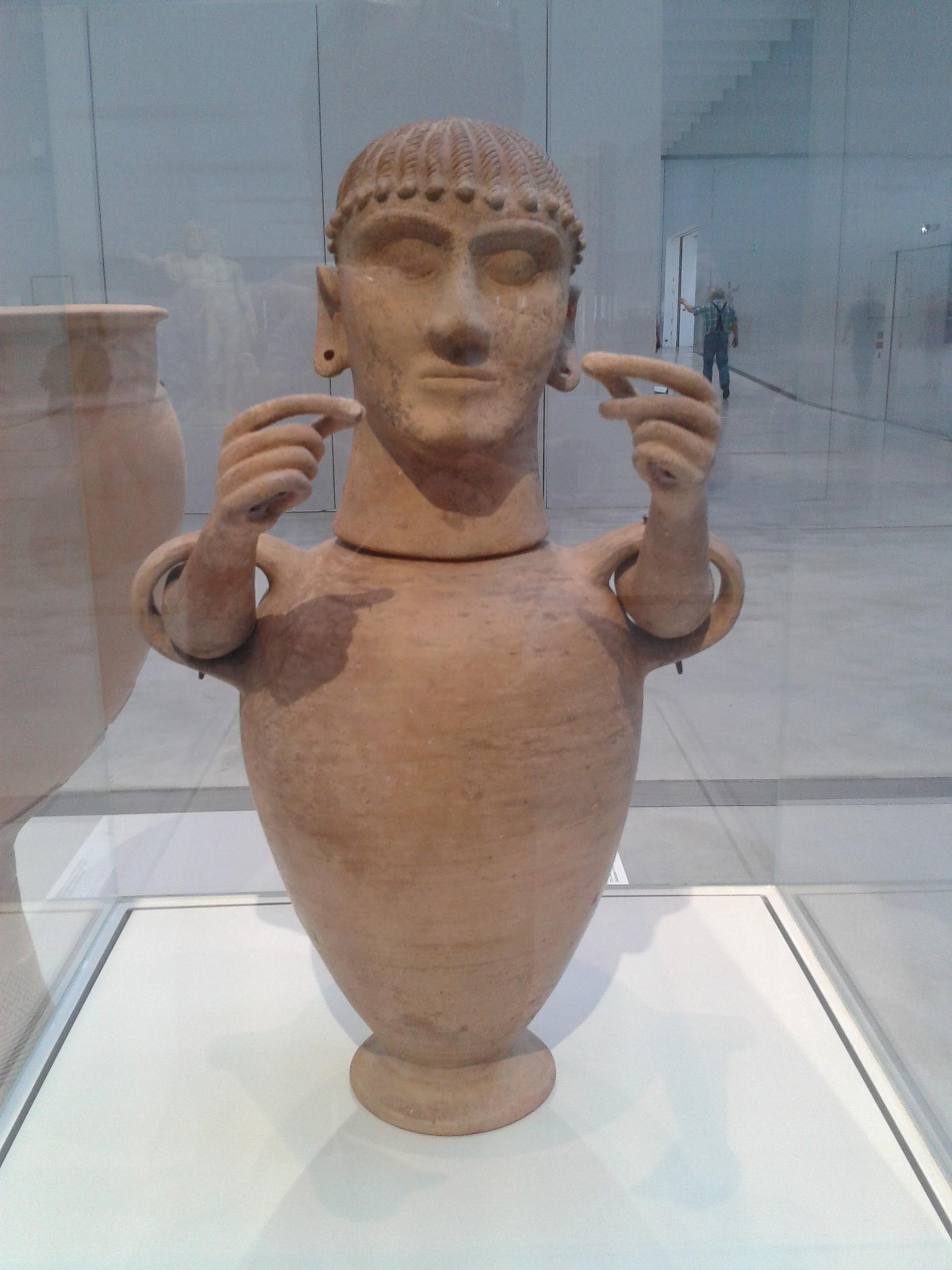 urne funeraire sculpture
