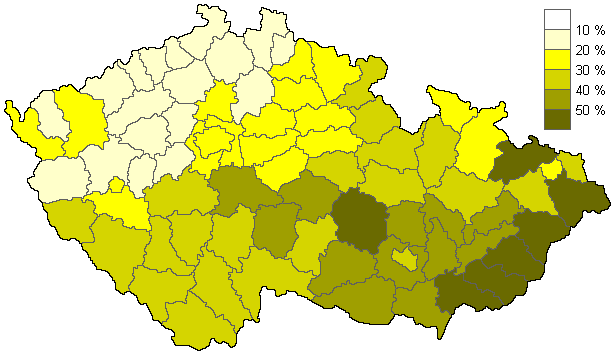 Религия в Чехии V%C4%9B%C5%99%C3%ADc%C3%AD_-_s%C4%8D%C3%ADt%C3%A1n%C3%AD_2001