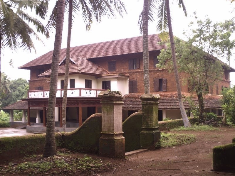 Kerala Old House Plans With Photos