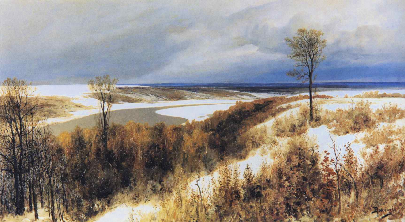 Russian artist Vasily Polenov: biography, creativity, and interesting facts 9