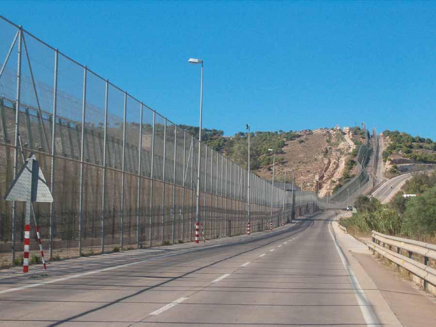 Ceuta y Melilla dos ciudades españolas en Africa