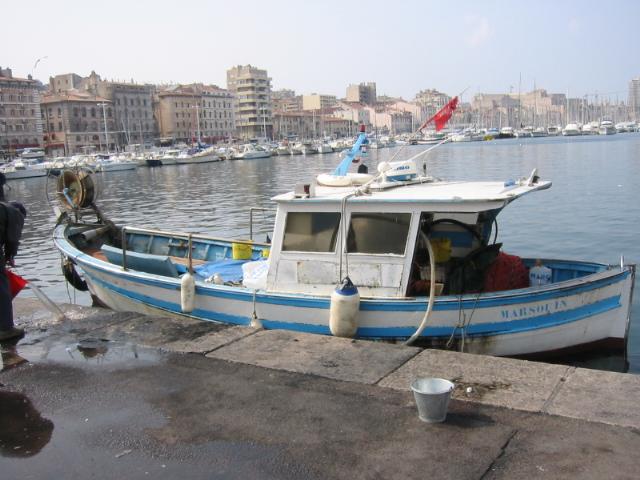 Fichier:Vieux port de Marseille.JPG