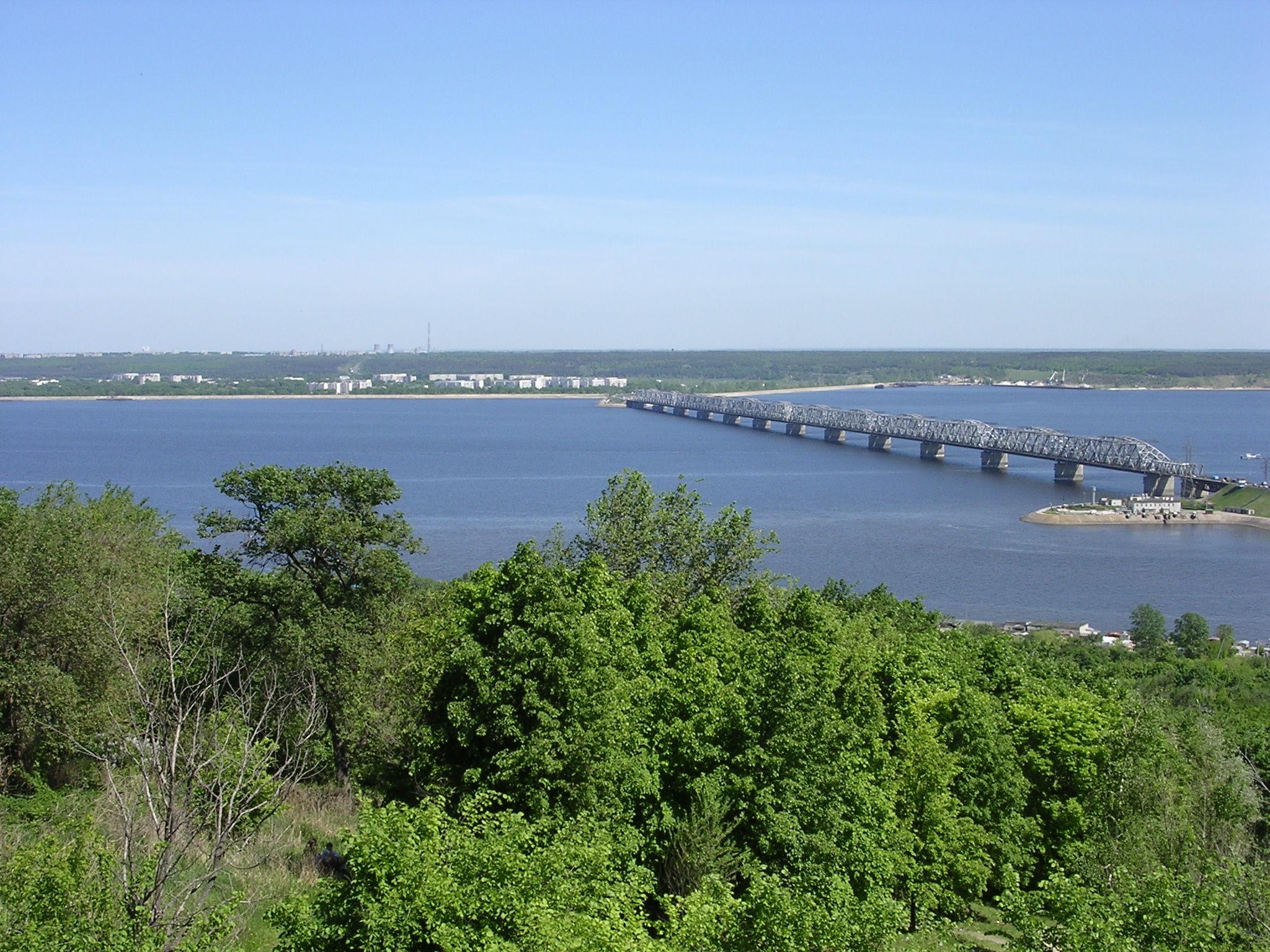 Volga River - Wikiwand