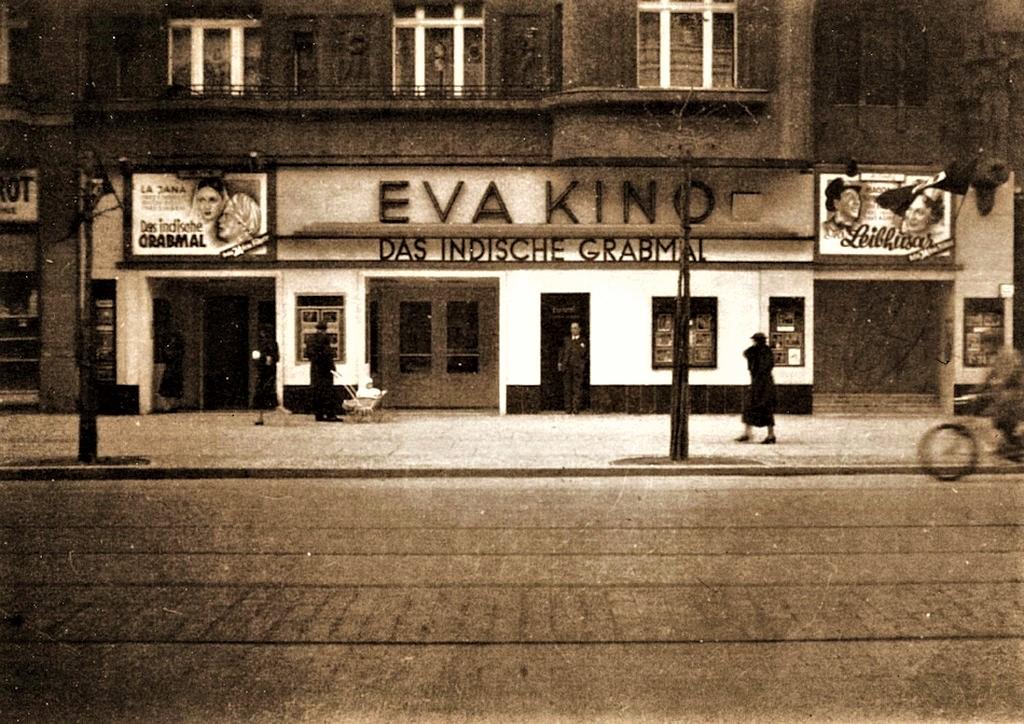 Eva Kino Wilmersdorf