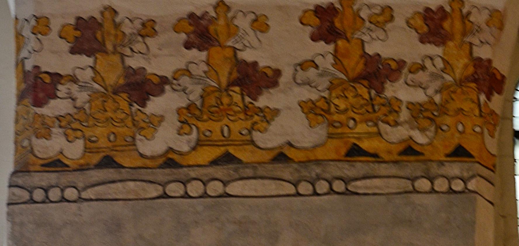 filewismar heiligen geist mittelalterliche wandbemalung 2jpg - Wandbemalung