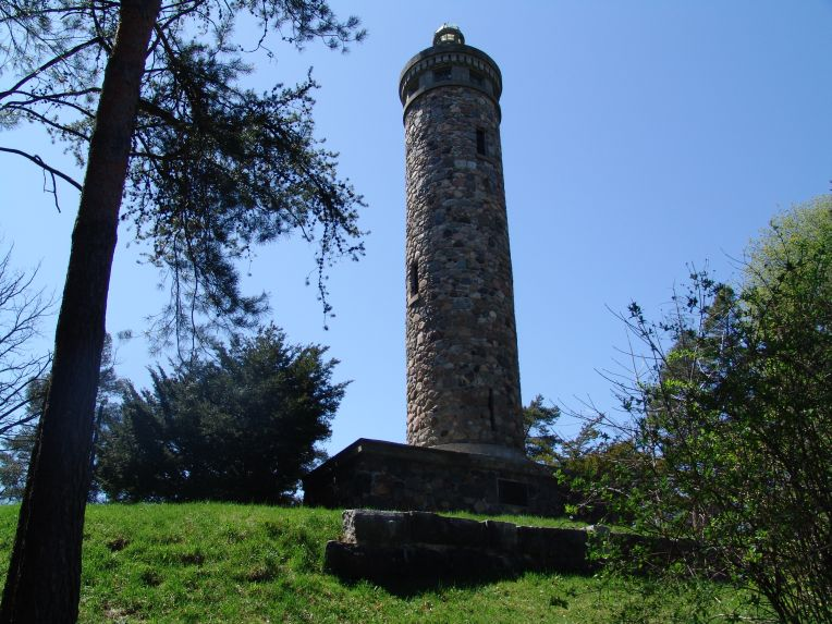 Woodbridge Memorial Tower