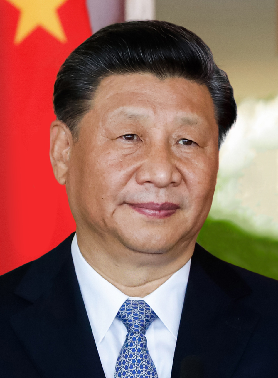The 67-year old son of father (?) and mother(?) Xi Jinping in 2021 photo. Xi Jinping earned a  million dollar salary - leaving the net worth at 50 million in 2021