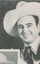 Zeke Clements in a 1944 advertisement