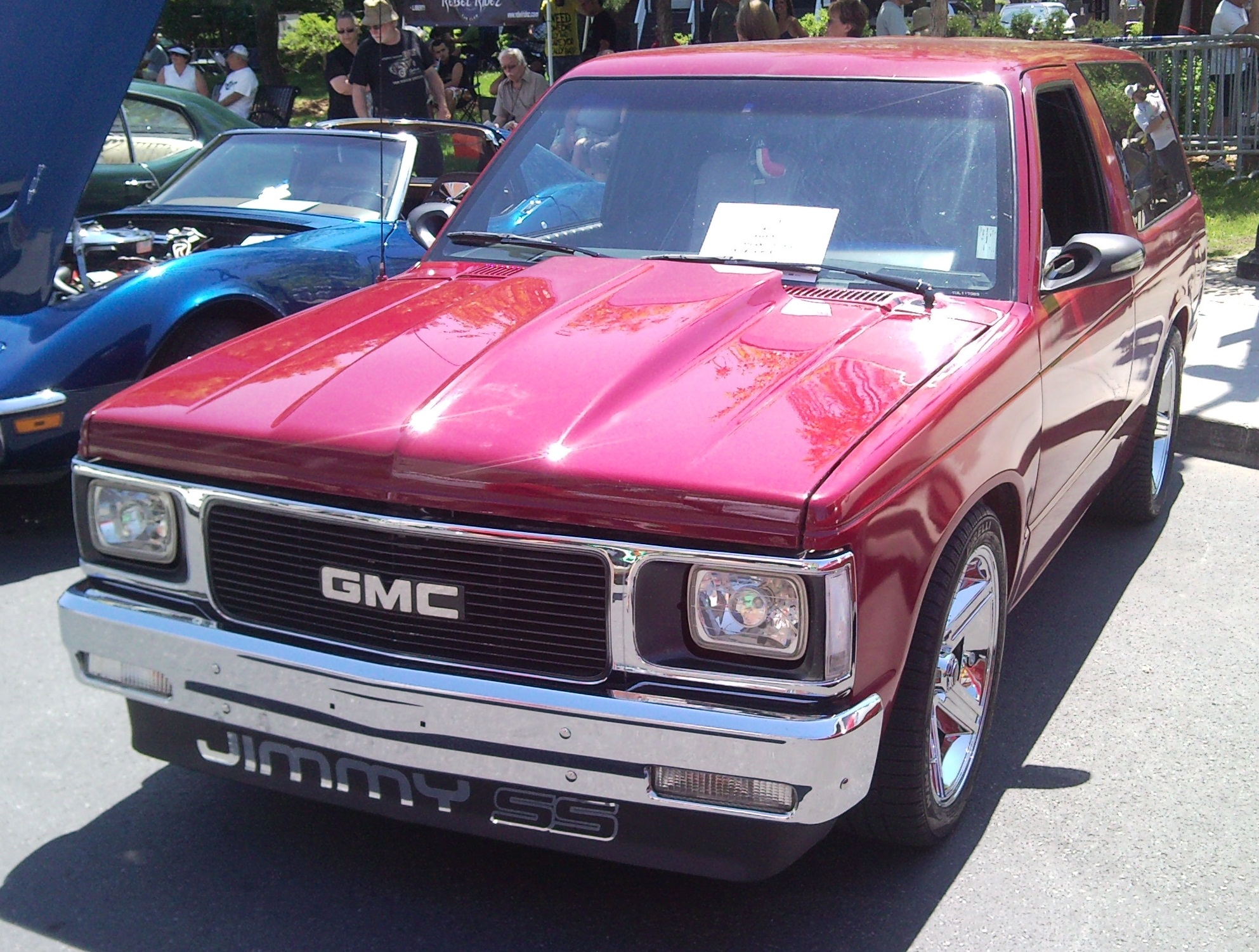 File91 Gmc S 15 Jimmy Ss Auto Classique Vaq St Lambert 12 On 20