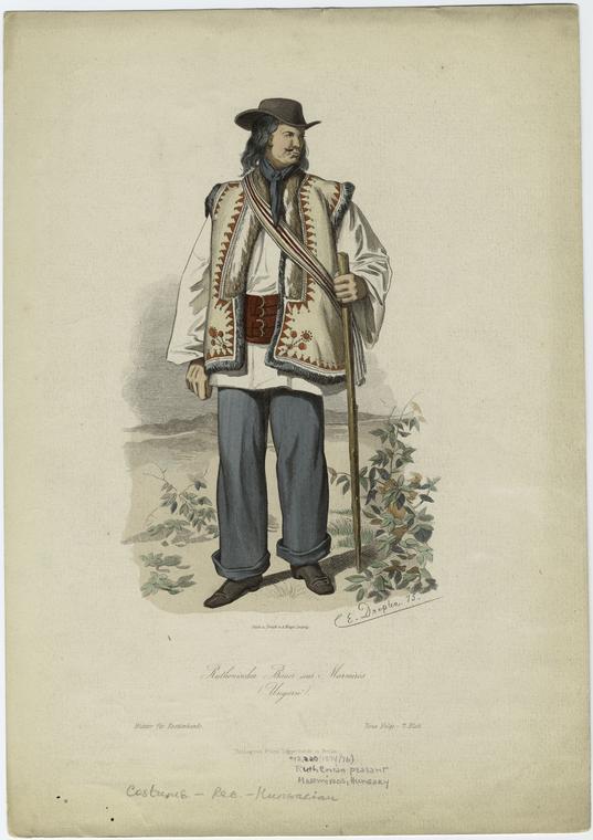Народний одяг Закарпаття — Вікіпедія 7316219196de8