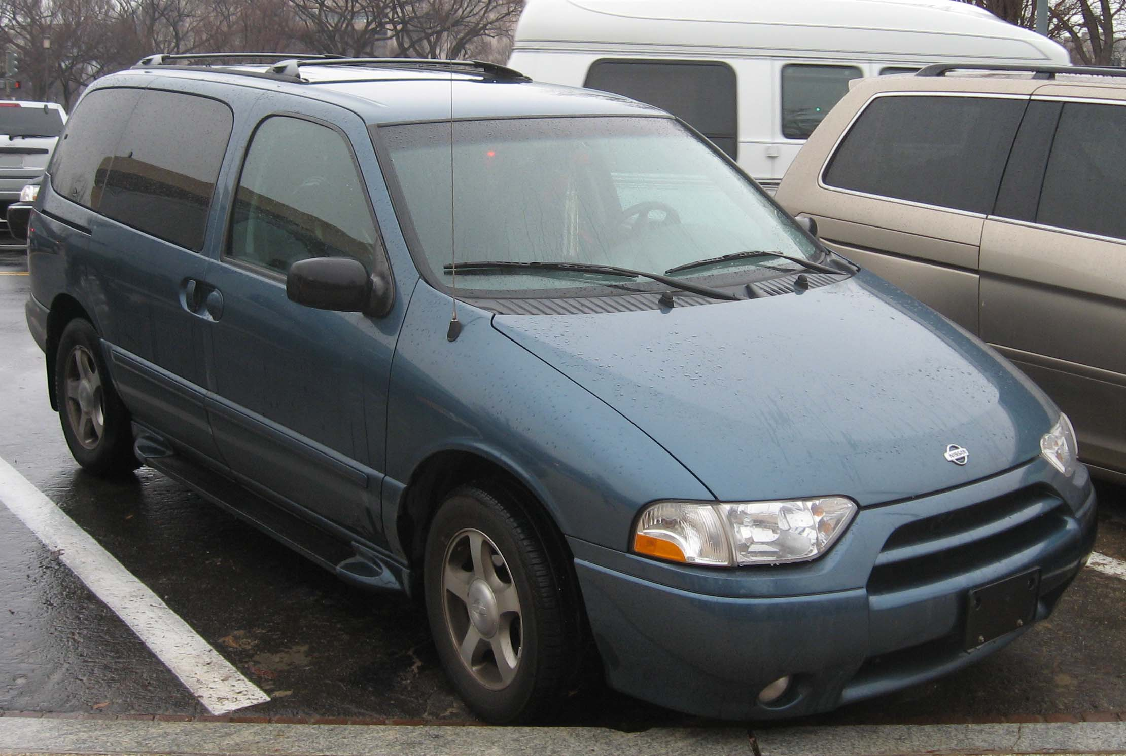 File 01 02 Nissan Quest Jpg Wikimedia Commons