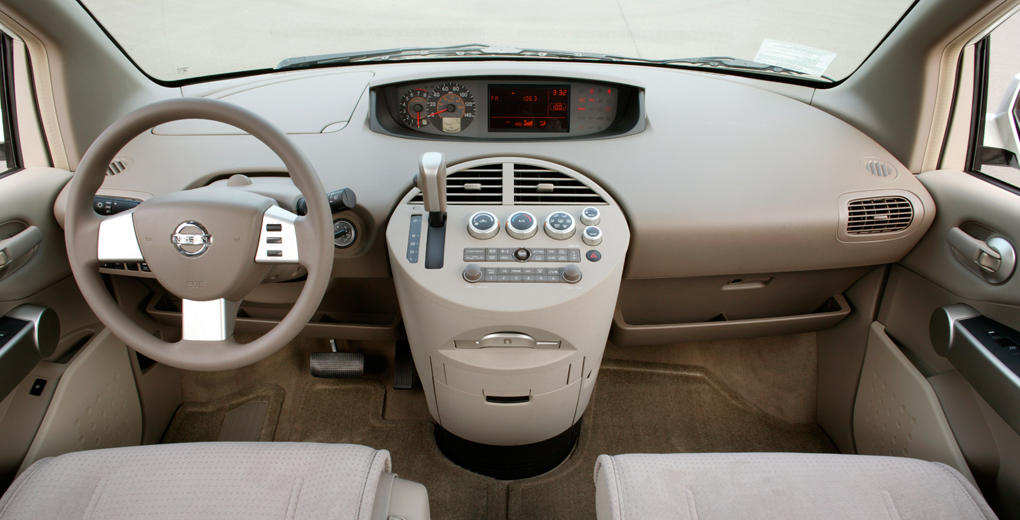 File:05 Nissan Quest dash 001.jpg - Wikimedia Commons