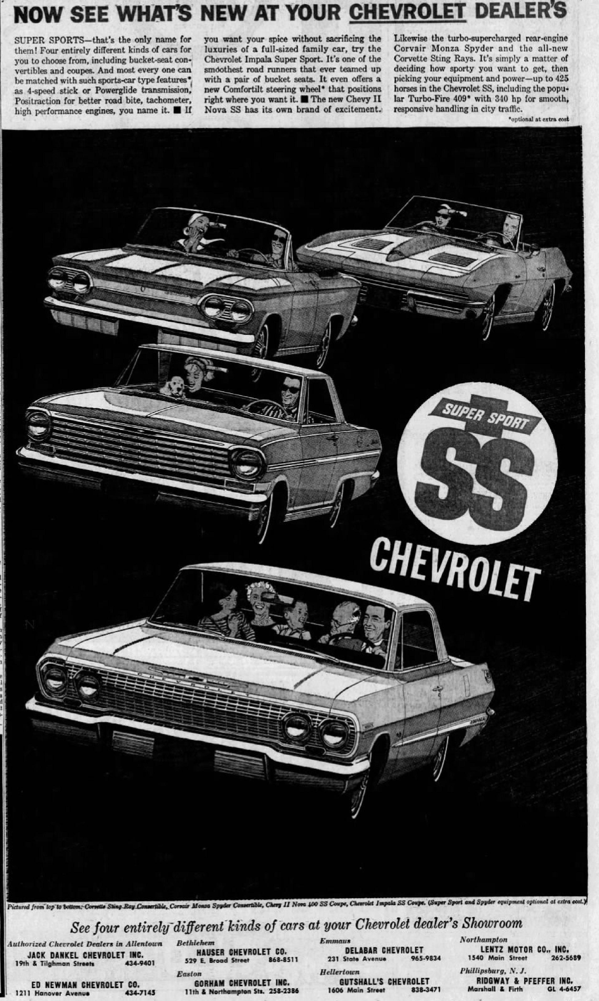 File:1963 - Dankel - Ed Newman Chevrolet - 1 Mar MC - Allentown PA.jpg -  Wikimedia Commons