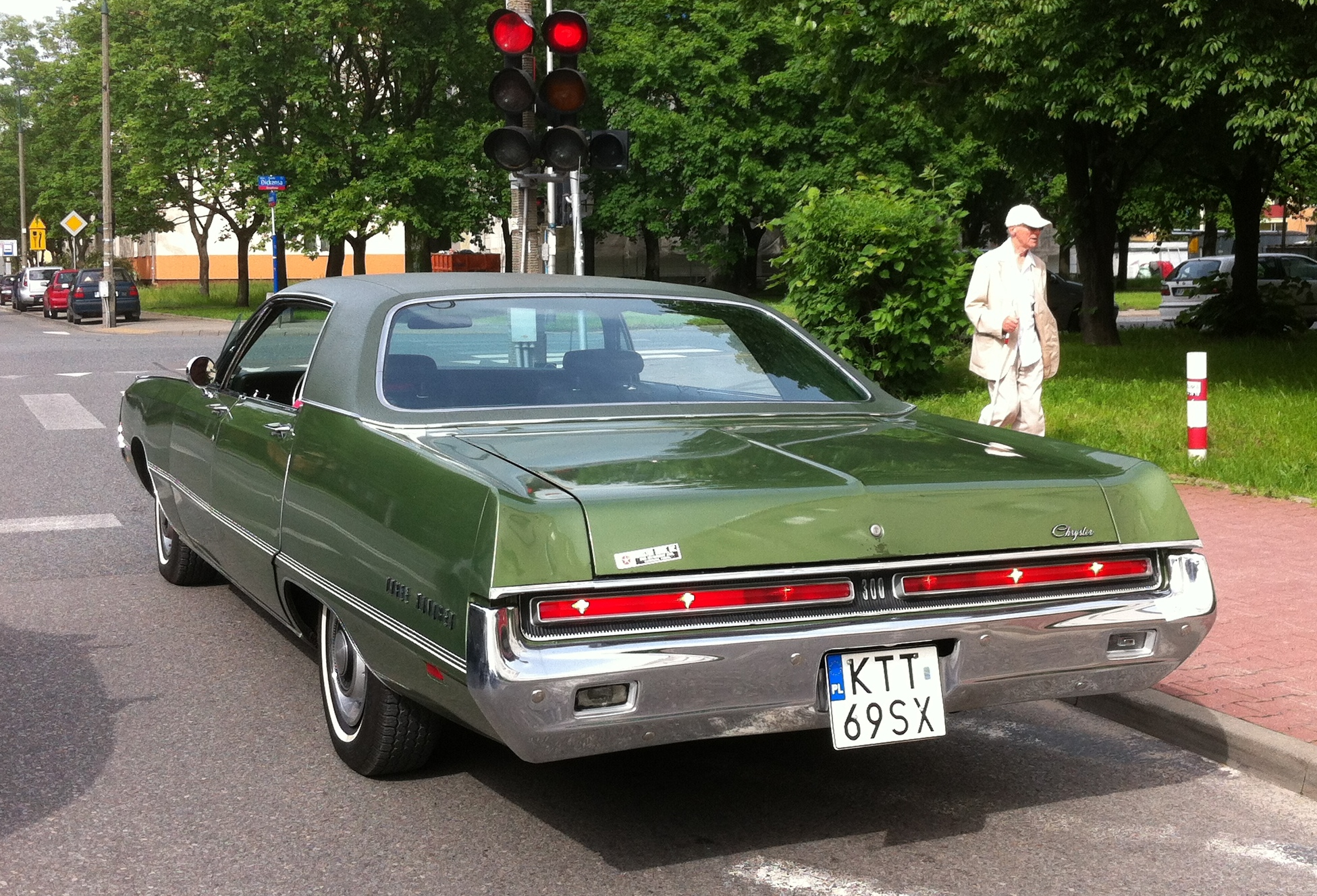 File 1969 Chrysler 300 Four Door Hardtop On Urbanistow At