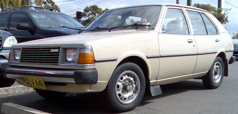 1980 mazda 323 - partsopen