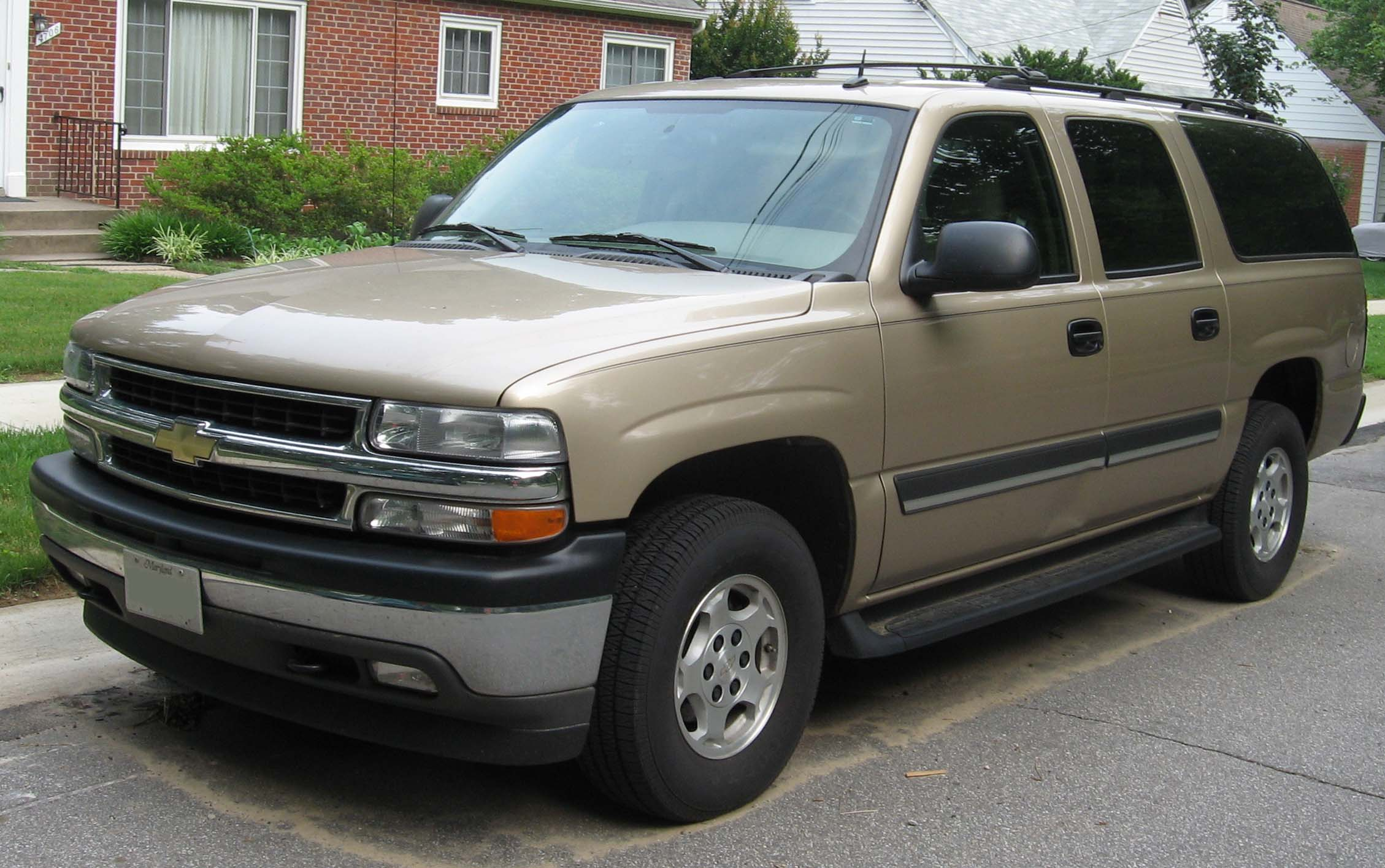 Description 2000 2006 Chevrolet Suburban