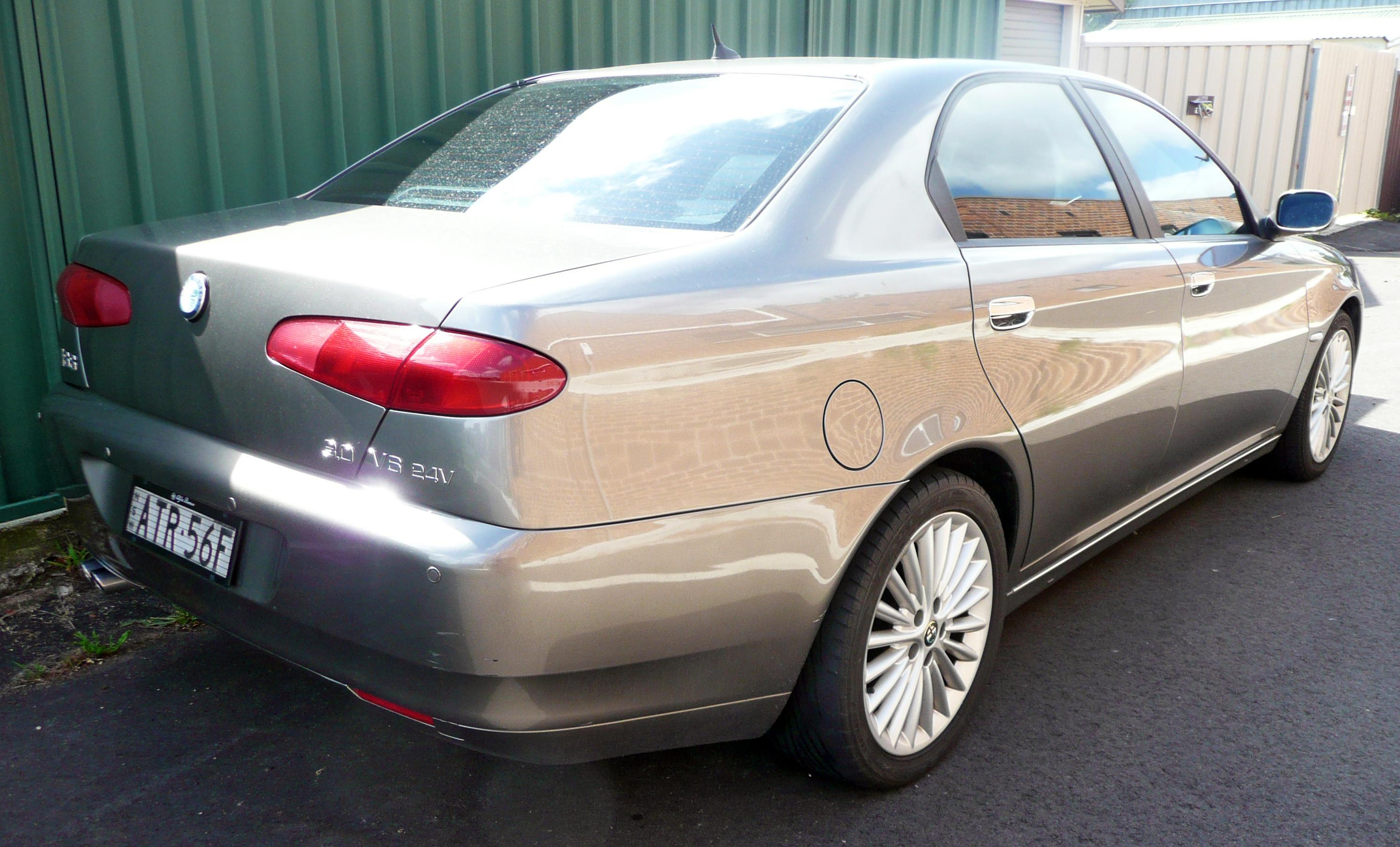 File Alfa Romeo Sedan Jpg Wikimedia