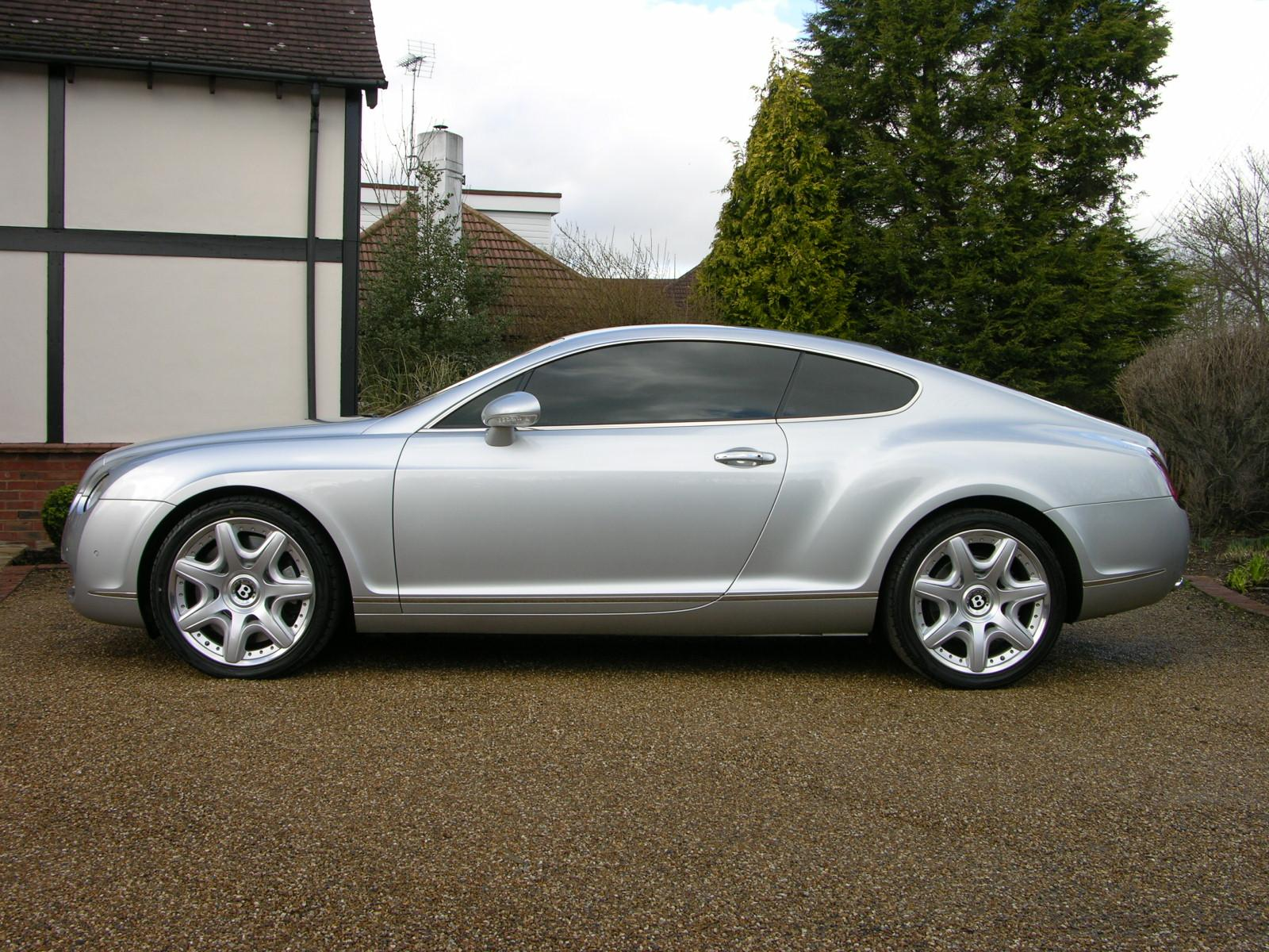description 2005 bentley continental gt flickr the car spy 27. Cars Review. Best American Auto & Cars Review
