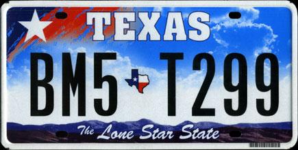 File:2009 Texas license plate BM5 T299.jpg