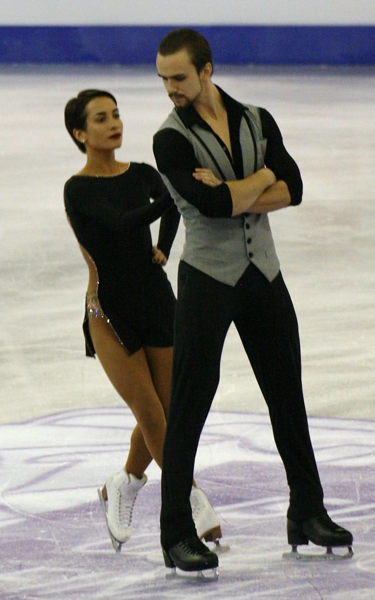 Russian figure skating dating