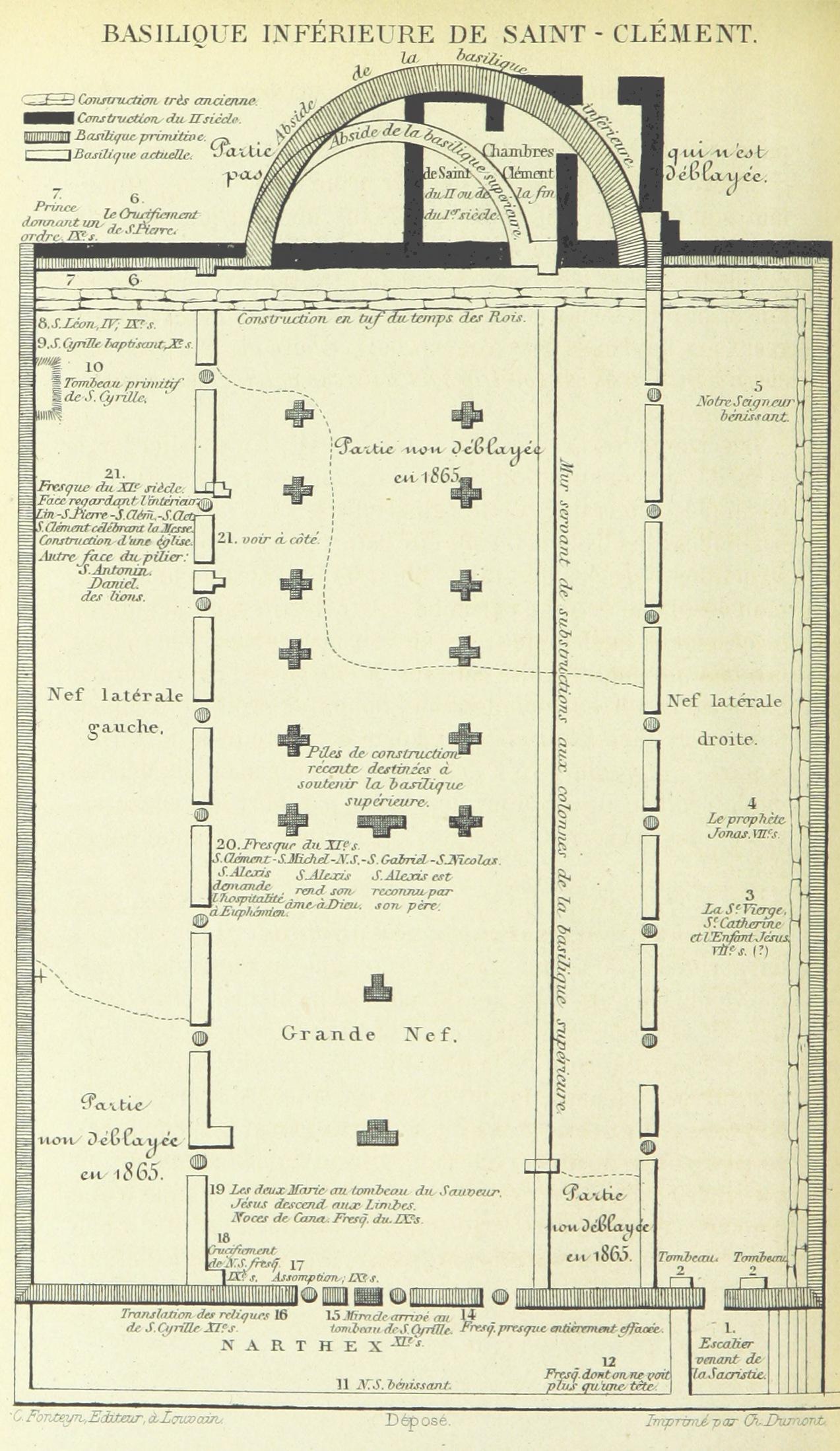 File280 Of Rome Et Ses Monuments Guide Du Voyageur