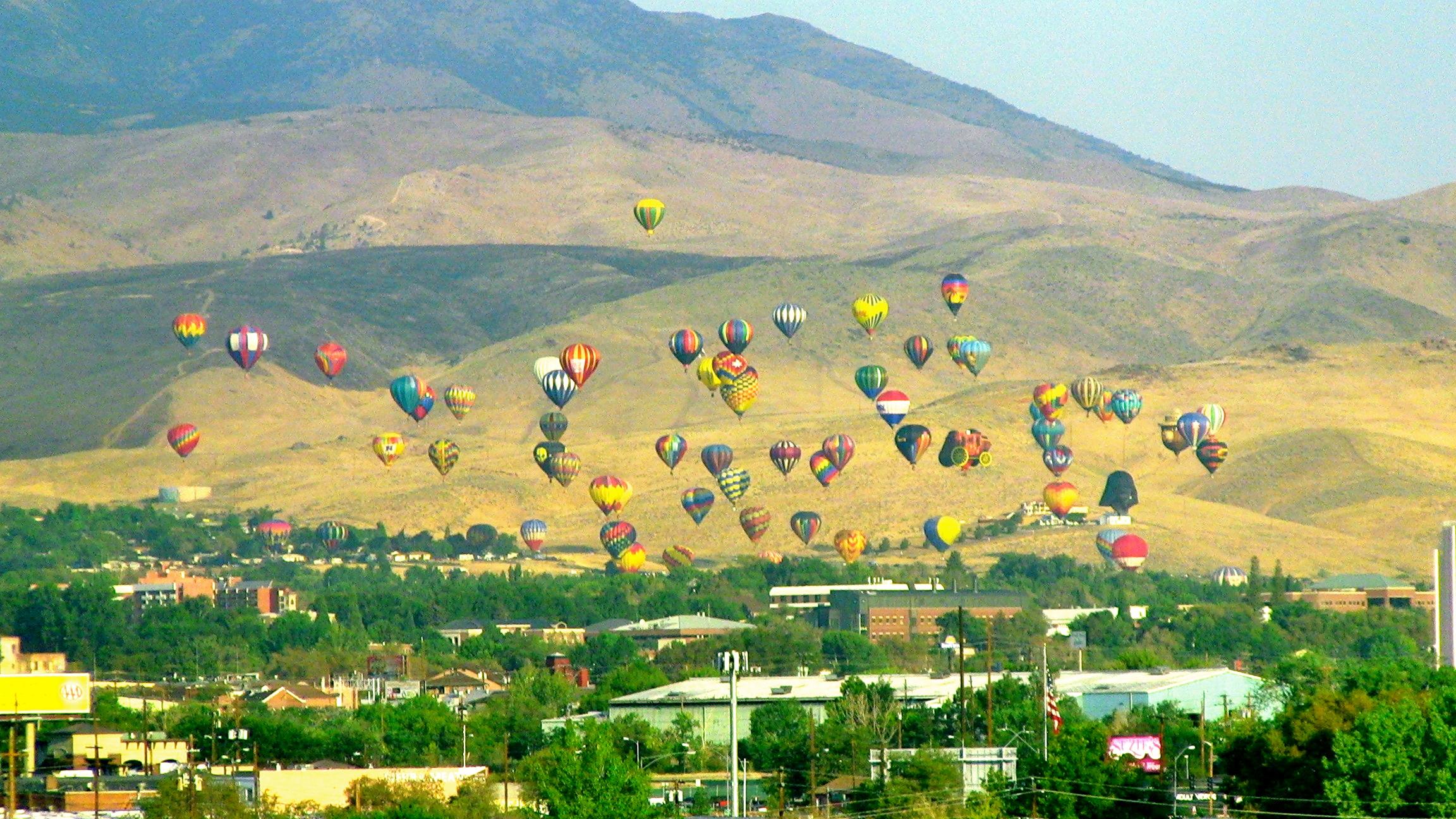 the great reno balloon race wikipedia