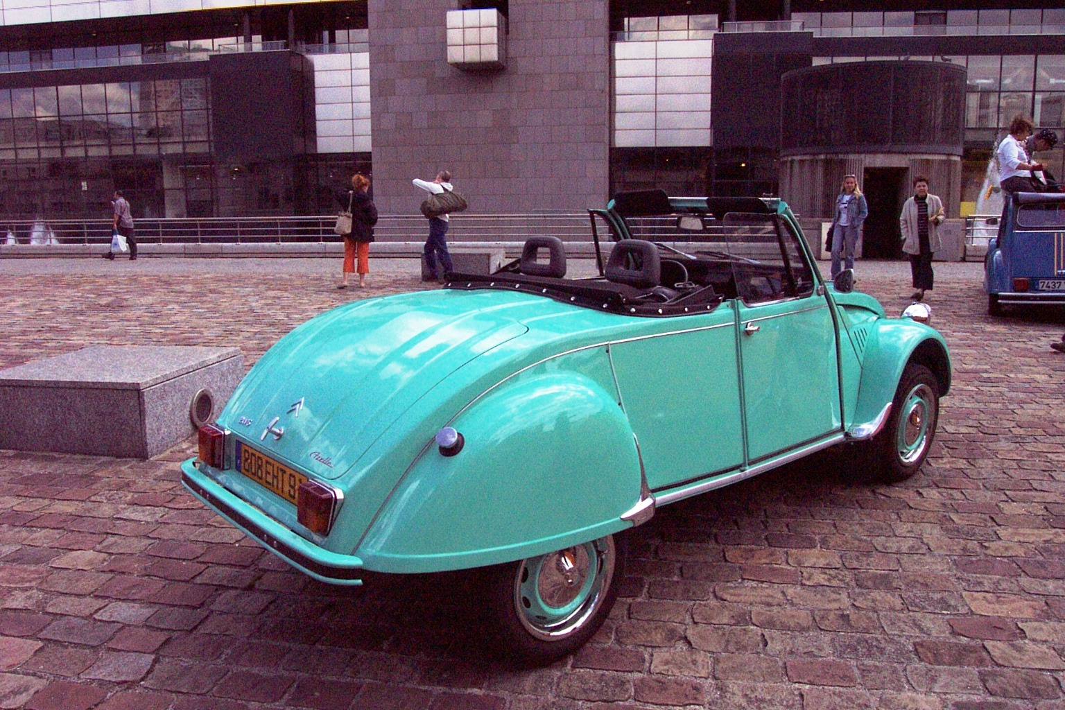 citroen 2cv hoffmann for sale