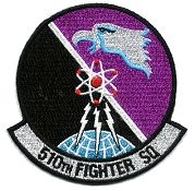 Insigne du 510th Fighter Squadron