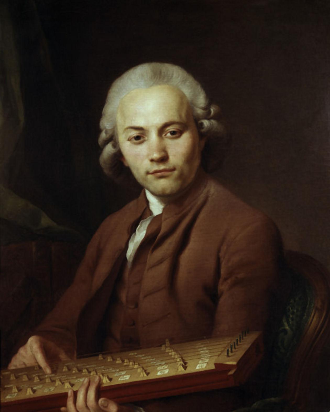 Portrait de l'abbé Vogler