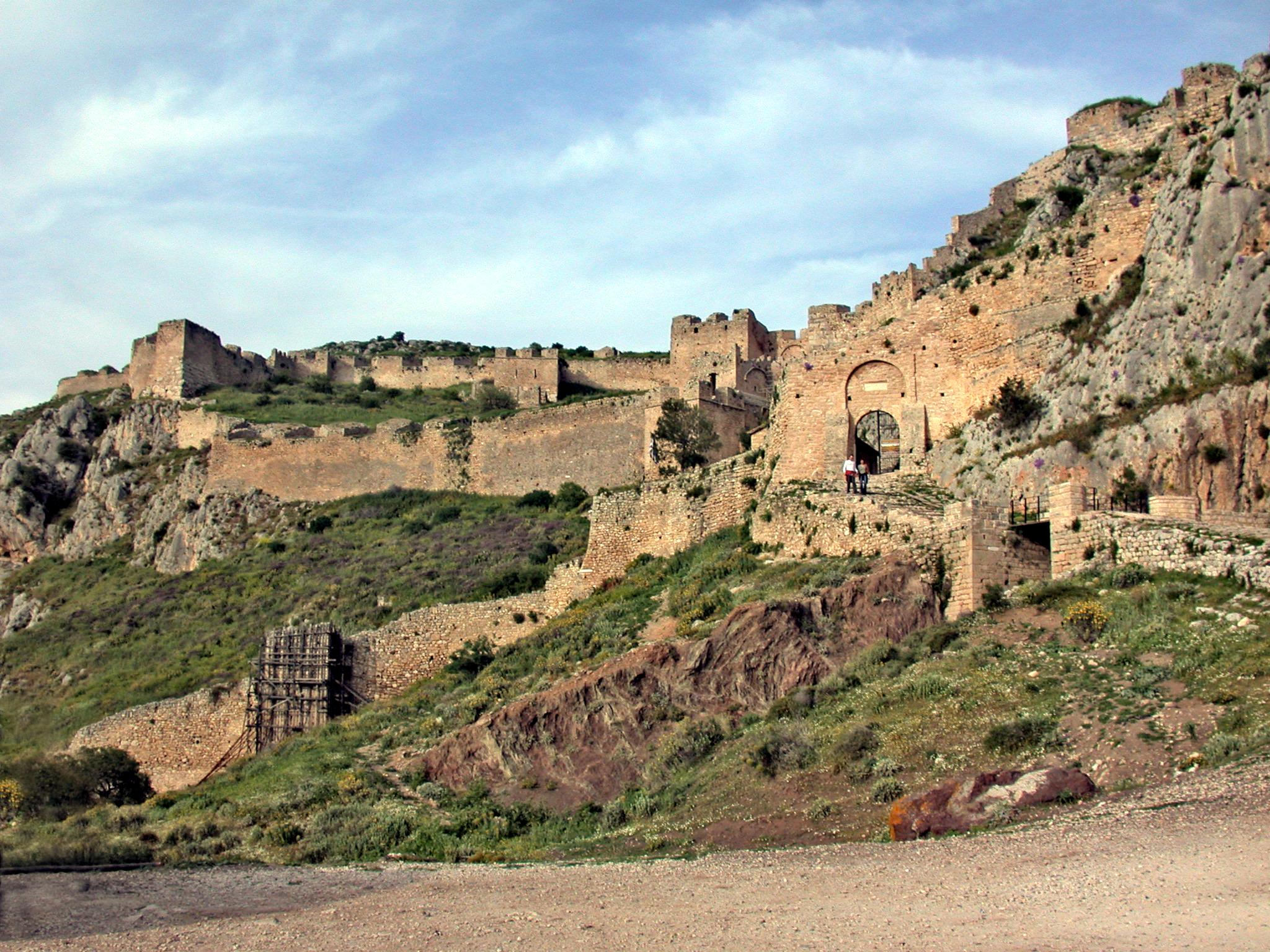 Castle of Acrocorinth - GTP